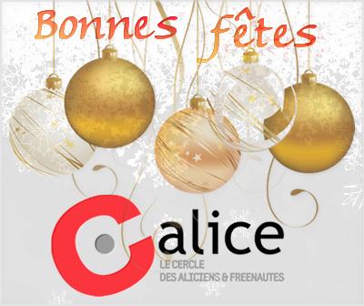 C-Alice - Bonnes fêtes